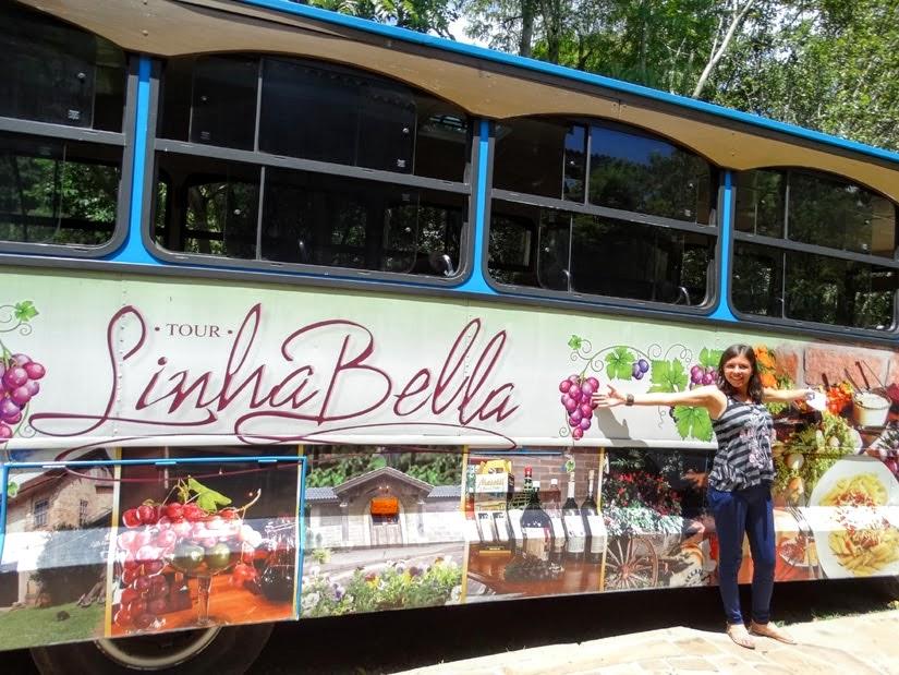 Tour Linha Bela - Brocker Turismo - RS