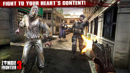 Zombie Frontier 3 FPS Bắn Tỉa Hack Full Tiền Vàng Cho Android