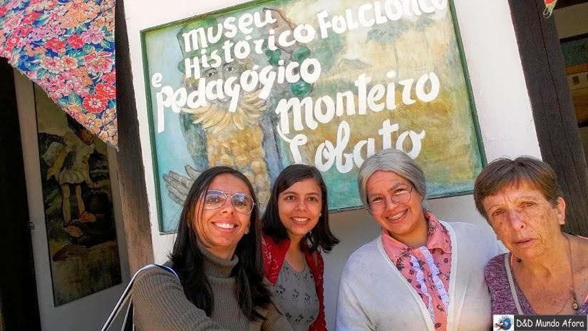 Museu Monteiro Lobato - taubaté SP