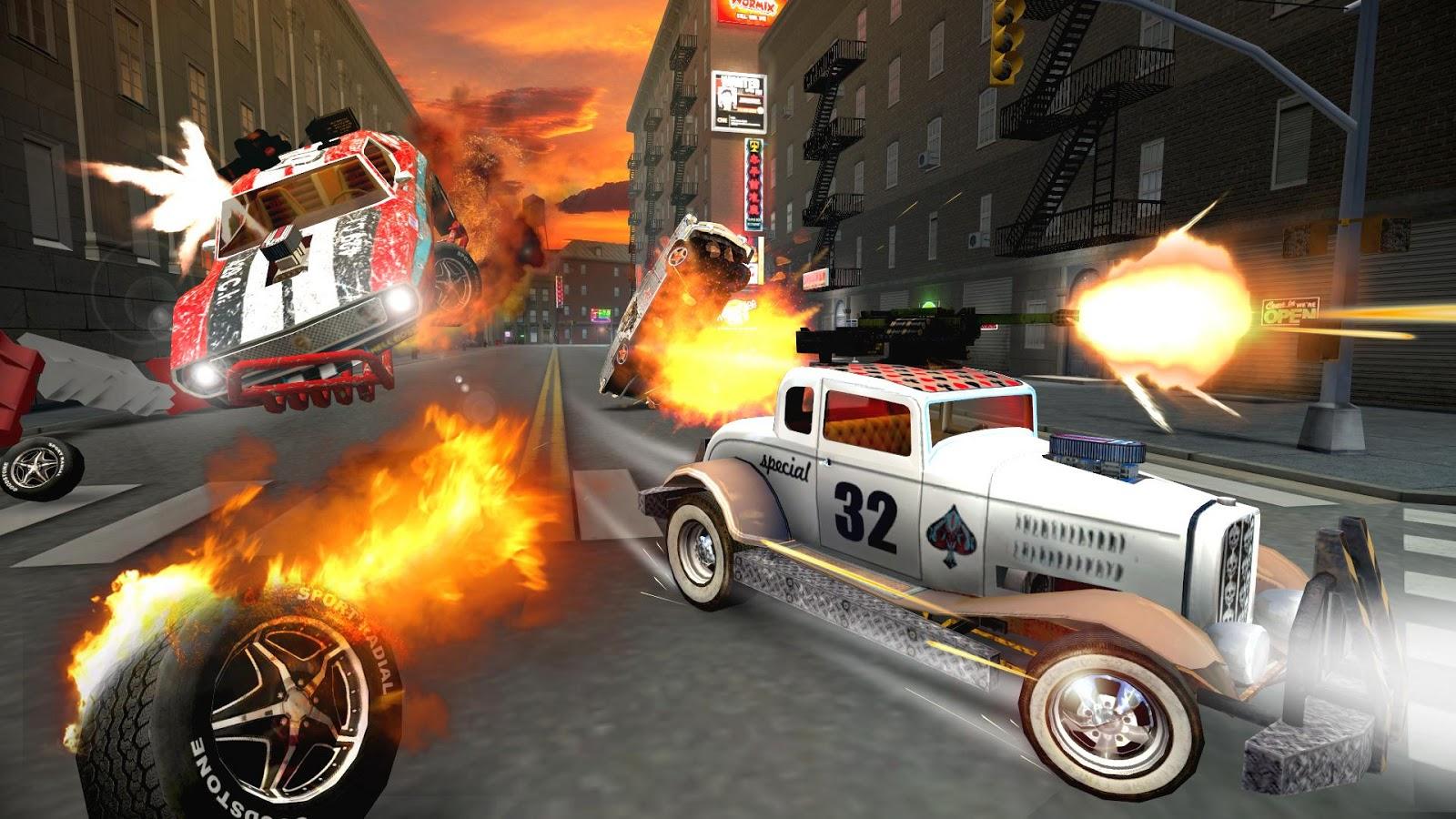 death race road killer apk