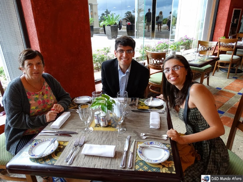 Onde ficar em Cancun, México - Resort Moon Palace