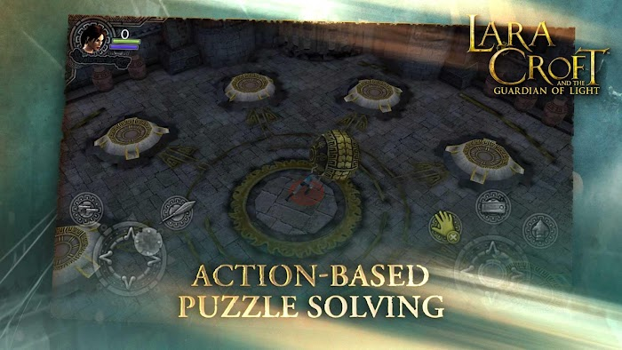 Lara Croft : Guardian of Light v2.0.0 APK Offline Installer