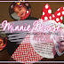 Invitation : Minnie Mouse Inspired