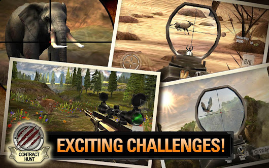 DEER HUNTER 2014 (unlimited glu Crédit&money)