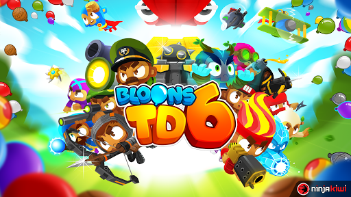 Bloons TD 6 Hack Full Tiền Vàng Cho Android